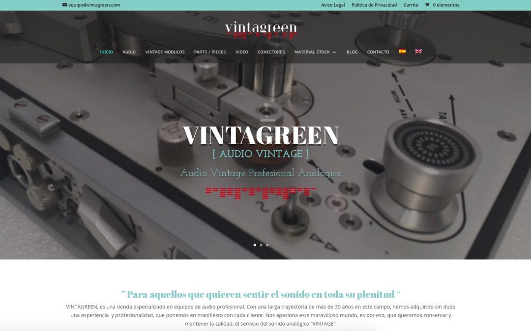 Inauguramos nuestra web